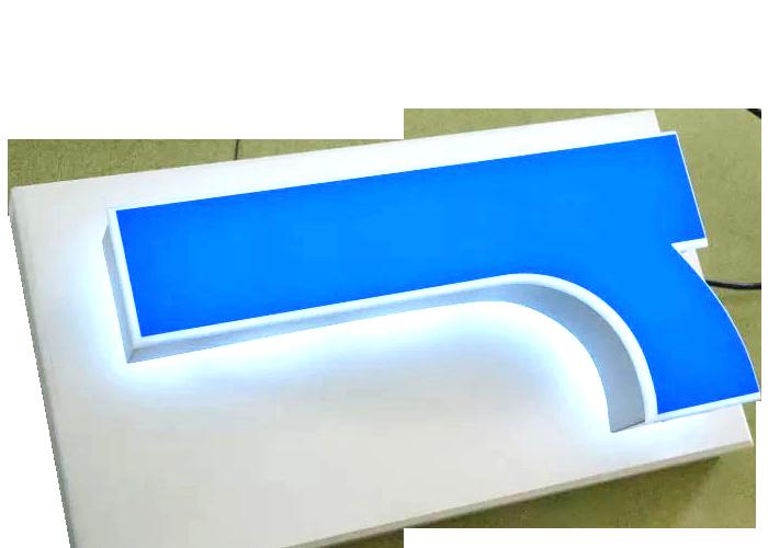 backlit-nhựa mủ